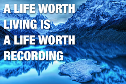 Life Worth Living Is a Life Worth Recording | Schedule | sxsw.com
