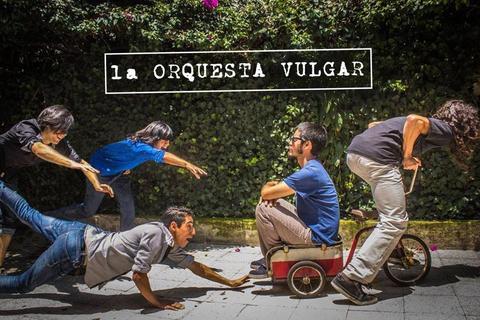 """Conociendo a la """"Orquesta Vulgar"""""""
