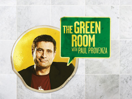 Approvedthegreenroomwithpaulprovenza