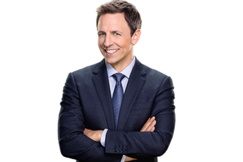 seth meyers young