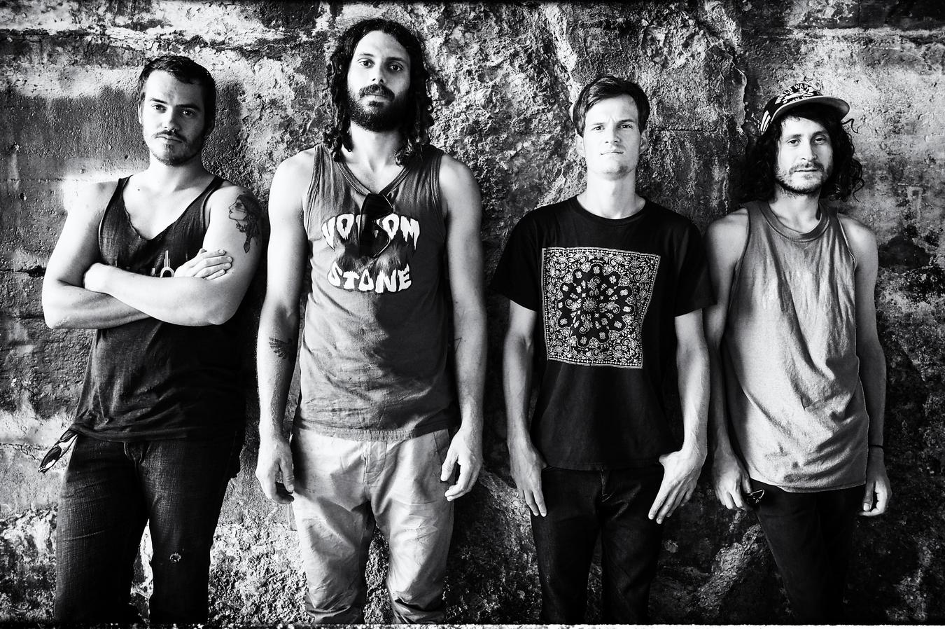 all them witches, nouvel album, Sleeping Through The War, 3-5-7