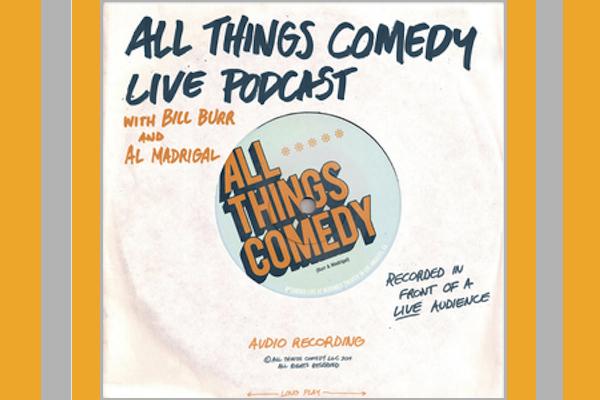 Comedy.allthingscomedypod