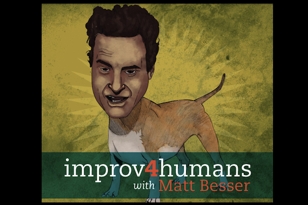 Comedy.improv4humanslogo