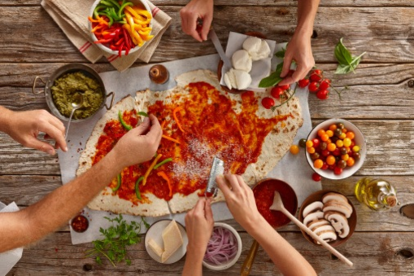 The Unexpected Power of Shared Meals | SXSW 2015 Event Schedule