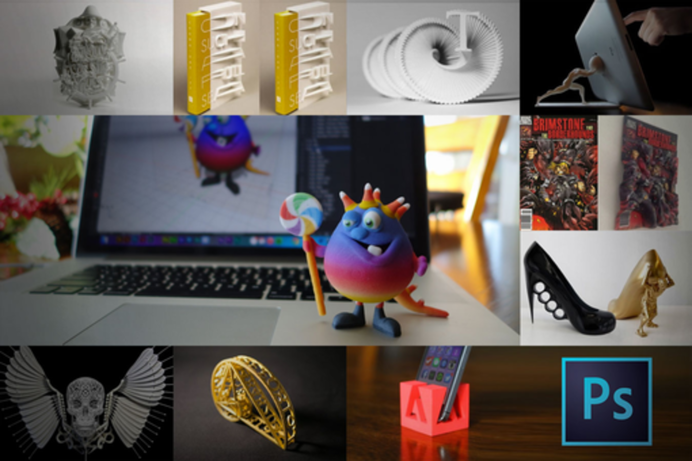 moving from graphic design to 3d object design sxsw 2015