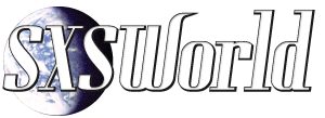 SXWorld magazine logo